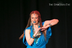 Donna Mejia performing at Elevations Dance Conference, Denver CO April 28, 2016. Photo by Carrie Meyer of The Dancer's Eye