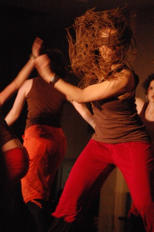 Donna Mejia and the Sovereign Collective in 2011