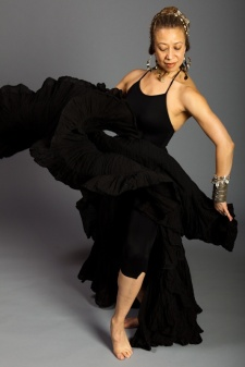 Donna Mejia by Steve Balderamma 2012