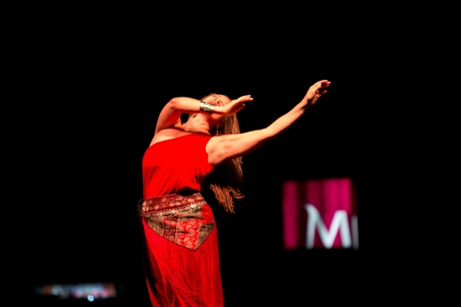 Donna Mejia, Maputo Mozambique October 2018, sponsored by Ghawazi International